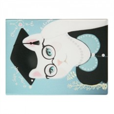 Обложка на студенческий Smart Kitty