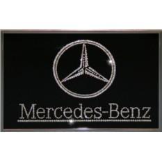 Картина с кристаллами Сваровски Mercedes