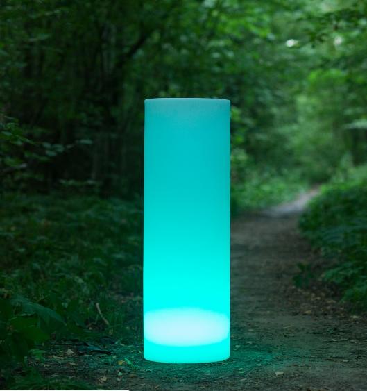 Светодиодная колонна Cylinder Top (Led) Alive System