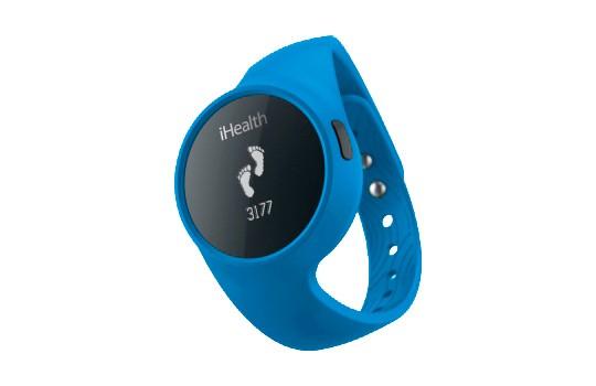 Фитнес-часы iHealth AM3