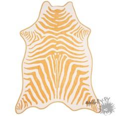 Пляжное полотенце Зебра (бежевое)