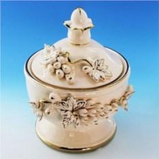 Керамическая шкатулка Барокко