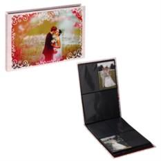 Свадебный фотоальбом на 192 фотографии (10х15 см)