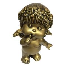 Декоративная фигура Золотой ангел