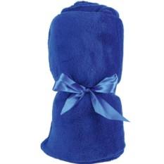 Плед в чехле, синий