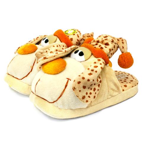 Тапочки-игрушки «Догги»