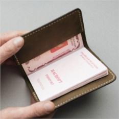 Обложка для паспорта Olive