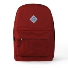 Красный городской рюкзак Сердце