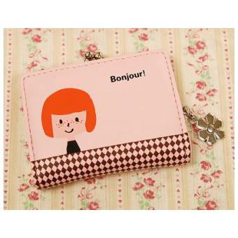 Мини-кошелек для мелочи Bonjouг