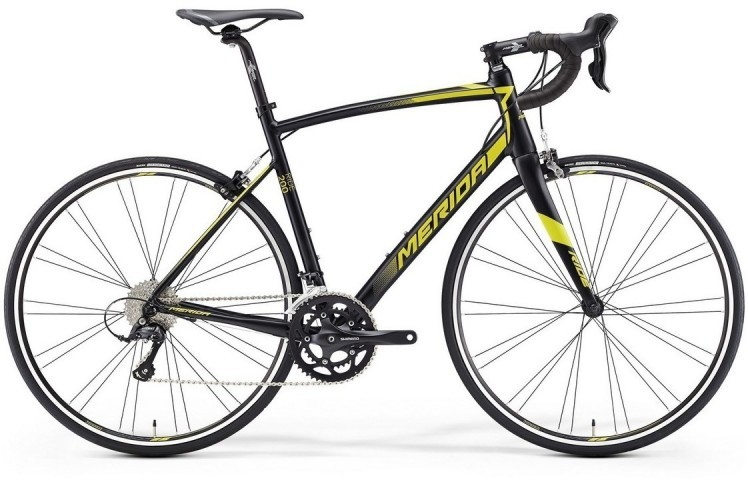 Шоссейный велосипед Merida RIDE 300 (2016)