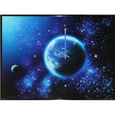 Часы с кристаллами Космос