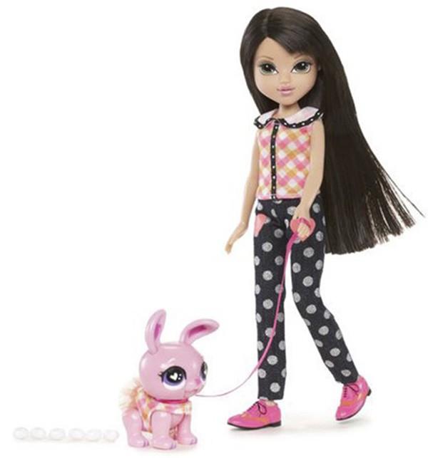 Кукла Moxie Лекса и зайка