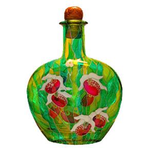 Бутыль «Орхидеи»