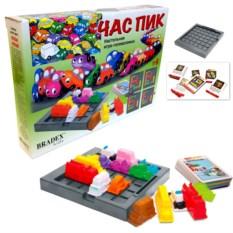 Настольная игра-головоломка «Час Пик»