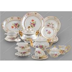 Чайно-столовый сервиз Перламутр