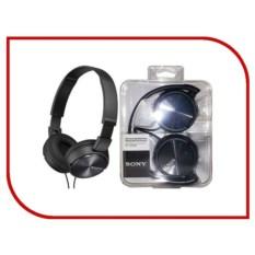 Наушники Sony MDR-ZX310/B Black