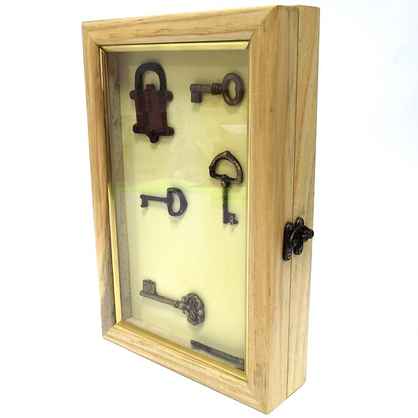 Ключница Ключ и замок