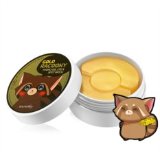 Патч Secret Key Gold racoony hydro gel eye