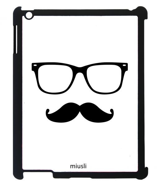 Чехол Ipad 2,3 Miusli Mustaches
