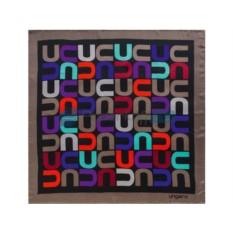 Платок Ungaro Monogramma