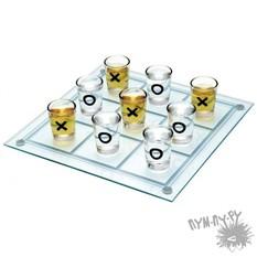 Крестики-нолики выпивательные