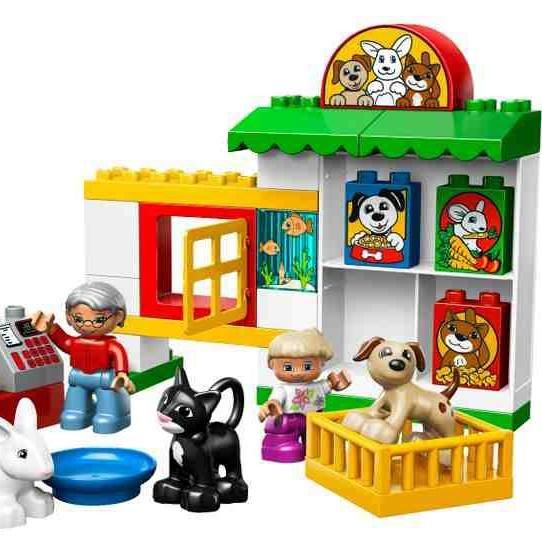 Lego Duplo «Зоомагазин»