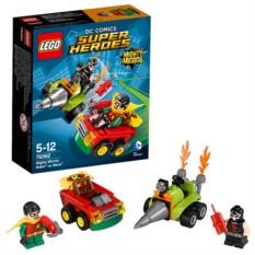 Конструктор Робин против Бэйна Lego Super Heroes