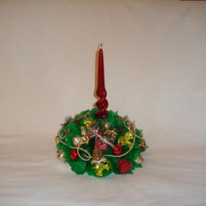 Букет из конфет «Рождество»