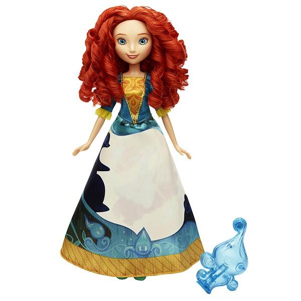 Кукла Hasbro Disney Princess Мерида в юбке с принтом