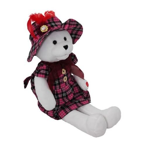 Мягкая игрушка Поющая медведица Че те надо?