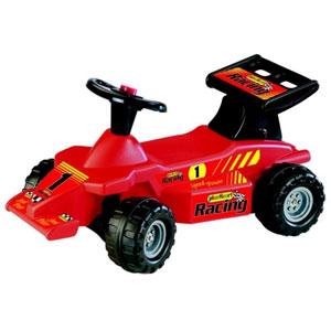 Машина формула 1 красная