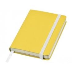 Желтый карманный блокнот Juan mini А6