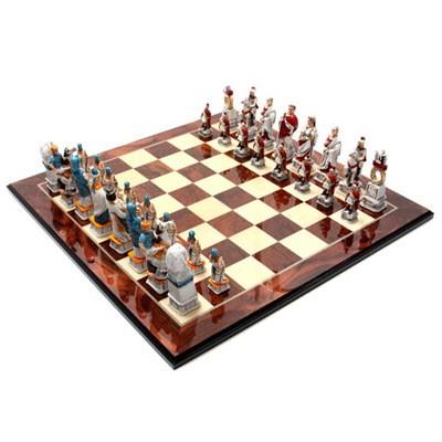 Шахматы «Рим против Египта»