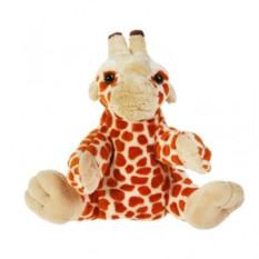 Мягкая игрушка Gulliver Рукаваичка-жираф, 27 см