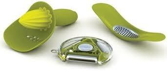 Подарочный набор  для кухни, зеленый