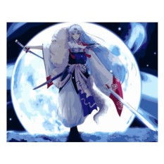 Картина по номерам «Инуяша»