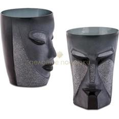 Набор бокалов Kubik&Electra (черный)