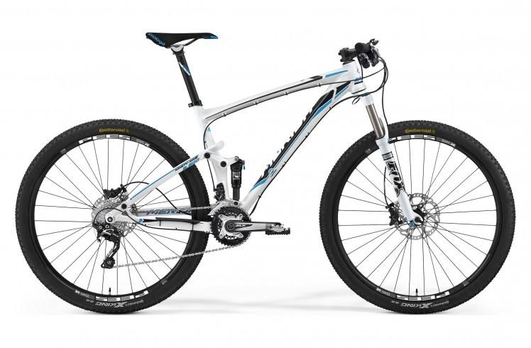 Горный велосипед Merida Ninety-Nine 9.800 (2015)