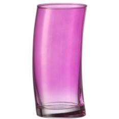 Розовый стакан для воды Swing