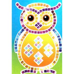 Волшебная мозаика «Сова»