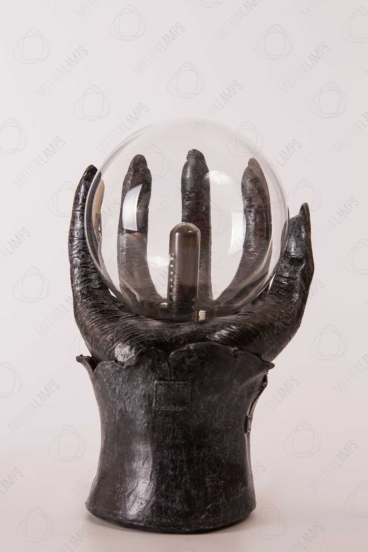 Электрический плазменный шар Рука