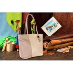 Бежевая сумка коллекции Nino Fascino