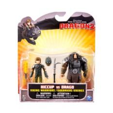Фигурки героев Dragons