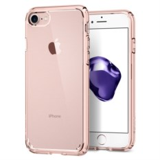 Чехол для iPhone 7 Ultra Hybrid 2 Crystal Pink