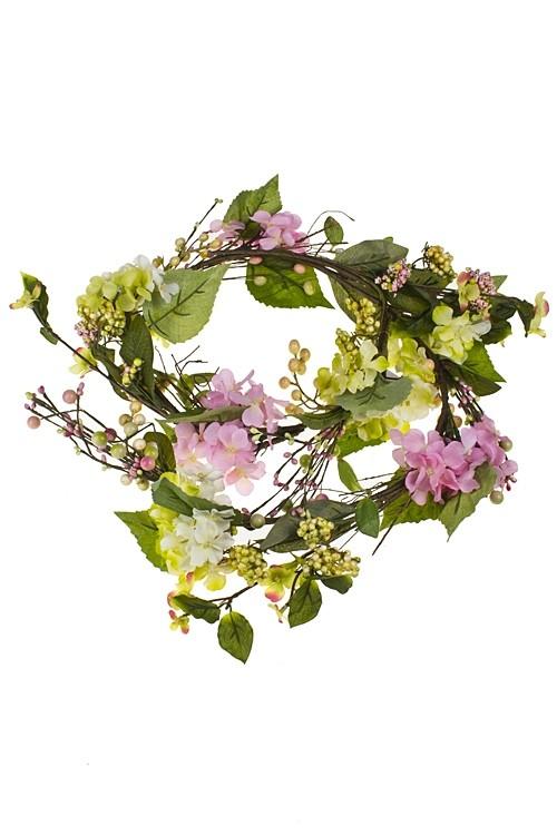 Декоративное украшение Гирлянда из цветов
