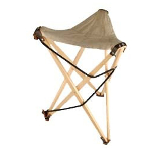 Табурет деревянный для пикника