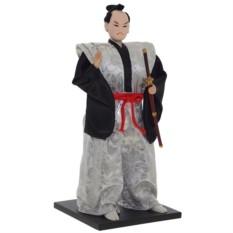 Декоративная кукла Самурай