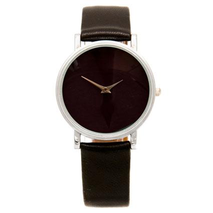 Наручные часы «Черный циферблат»
