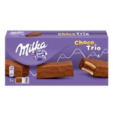 Шоколад Мilka Choco Trio