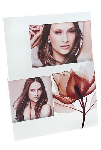 Рамка для 2-х фото Нежность цветка